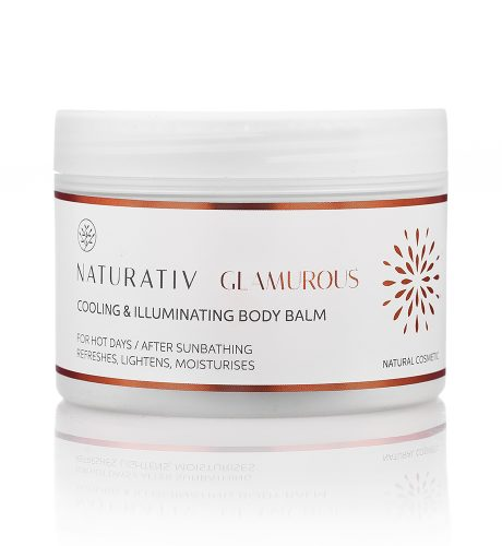 Cooling & Illuminating Body Balm