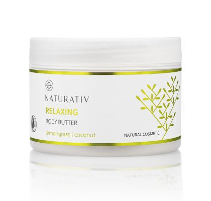 Relaxing Body Butter