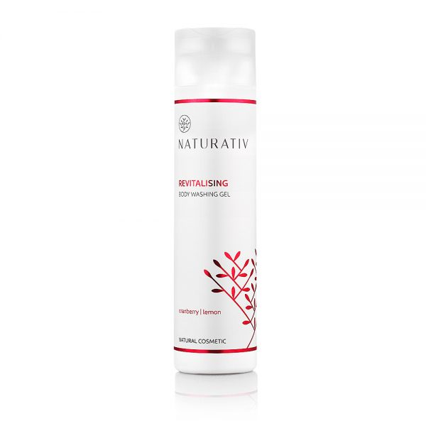 REVITALISING BODY WASHING GEL